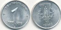 1 Pfennig 1949 Mz.E Deutschland,DDR, J.150...