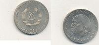 10 Mark, 1967 Deutschland,DDR, J.1519 Käth...