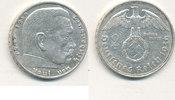 2 Reichsmark 1936 Mz.E Deutsches Reich,Dri...