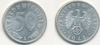 50 Reichspfennig 1941 Mz.E Deutsches Reich...