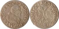 Österreich, Haus Habsburg 1 Kreuzer Habsburg, 1 Kreuzer, Ferdinand II., 1624 CW, ss
