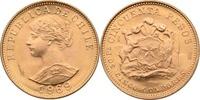 50 Pesos 1969 Chile  vz-st