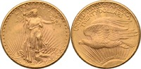20 Dollars 1924 USA Saint-Gaudens Double E...
