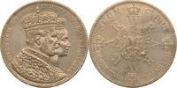 Krönungstaler 1861 Preussen Wilhelm I. und...