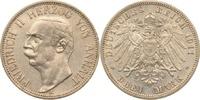 3 Mark 1911 Kaiserreich - Anhalt Friedrich...