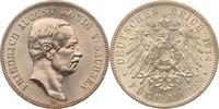 5 Mark 1914 Kaiserreich - Sachsen Friedric...