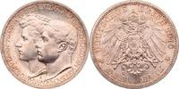 3 Mark 1910 Kaiserreich - Sachsen Weimar E...