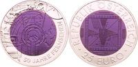 25 Euro 2005 Österreich Fernsehen (Silber/...