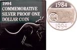 1 Dollar 1994 Australien 10 Jahre Australi...