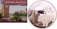 1 Dollar 2010 Australien Haarnasenwombat P...