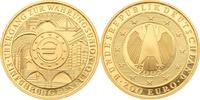 200 Euro 2002 F BRD Währungsunion - Einfüh...