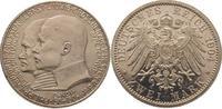 2 Mark 1904 Hessen Ernst Ludwig 1892-1918. Polierte Platte, Vorderseite... 275,00 EUR  +  5,00 EUR shipping