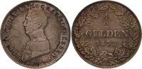 1/2 Gulden 1838 Hessen-Homburg Ludwig 1829-1839. Schöne Patina. Vorzügl... 275,00 EUR  +  5,00 EUR shipping