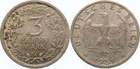 3 Mark 1931  A Weimarer Republik  vorzüglich - Stempelglanz  375,00 EUR  +  5,00 EUR shipping