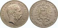 2 Mark 1888  E Sachsen Albert 1873-1902. Vorzüglich - Stempelglanz  1250,00 EUR  +  5,00 EUR shipping