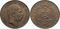 2 Mark 1901  E Sachsen Albert 1873-1902. Schöne Patina. Fast Stempelgla... 285,00 EUR  +  5,00 EUR shipping