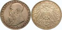 2 Mark 1915 Sachsen-Meiningen Georg II. 1866-1914. Fast Stempelglanz  300,00 EUR  +  5,00 EUR shipping