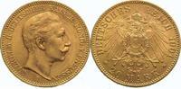 20 Mark Gold 1901  A Preußen Wilhelm II. 1888-1918. Fast Stempelglanz  400,00 EUR  +  5,00 EUR shipping