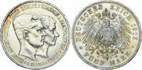 5 Mark 1915 A Braunschweig Ernst August 19...