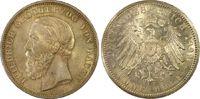 PCGS certified 5 Mark 1899  G Baden Friedrich I. 1856-1907. Prachtexemp... 2950,00 EUR  +  5,00 EUR shipping