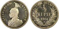 PCGS certified 1/2 Rupie 1904  A Deutsch Ostafrika  Polierte Platte. Fa... 975,00 EUR  +  5,00 EUR shipping