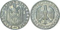 3 Mark 1928  D Weimarer Republik  Fast Stempelglanz  675,00 EUR  +  5,00 EUR shipping