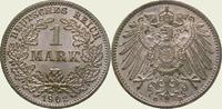 1 Mark 1902  D Kleinmünzen  Stempelglanz  60,00 EUR  +  5,00 EUR shipping