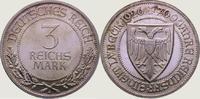 3 Mark 1926  A Weimarer Republik  Polierte Platte. Fast Stempelglanz  325,00 EUR  +  5,00 EUR shipping