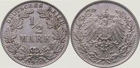 1/2 Mark 1914  J Kleinmünzen  Fast Stempelglanz  10,00 EUR  +  5,00 EUR shipping