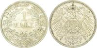 1 Mark 1909  E Kleinmünzen  Vorzüglich  175,00 EUR  +  5,00 EUR shipping