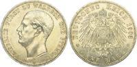5 Mark 1903  A Waldeck-Pyrmont Friedrich Adolf 1893-1918. Winz. Randfeh... 4250,00 EUR  +  5,00 EUR shipping
