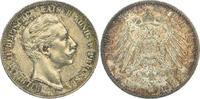 2 Mark 1891  A Preußen Wilhelm II. 1888-19...