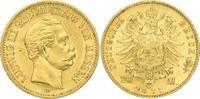 20 Mark Gold 1873  H Hessen Ludwig III. 1848-1877. Vorzüglich - Stempel... 1275,00 EUR  plus 5,00 EUR verzending