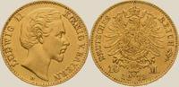 10 Mark Gold 1872  D Bayern Ludwig II. 1864-1886. Vorzüglich +  450,00 EUR  +  5,00 EUR shipping