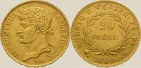 20 Franken Gold 1809  J Westfalen, Königreich Hieronymus Napoleon 1807-... 1350,00 EUR  +  5,00 EUR shipping