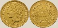 20 Lire Gold 1813 Italien-Neapel und Sizilien Joachim Murat, König von ... 1450,00 EUR  plus 5,00 EUR verzending