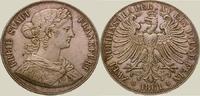 Doppeltaler 1861 Frankfurt, Stadt  Schöne Tönung, vorzüglich - Stempelg... 265,00 EUR  +  5,00 EUR shipping