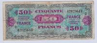 "50 FRANCS 1944 FRANCE TYPE""FRANCE&quo..."