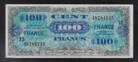 100 FRANCS 1944 FRANCE Série 10 TTB