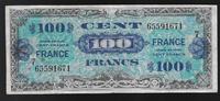 100 FRANCS 1944 FRANCE Série 7 TTB