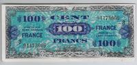 100 FRANCS 1944 FRANCE Série 3 TTB/SUP