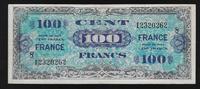 100 FRANCS 1944 FRANCE Série 8 TTB