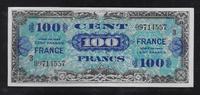 100 FRANCS 1944 FRANCE Série 3 Presque SUP...