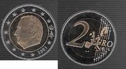 """2 EURO 2001 BELGIQUE RARE! de """"BE&quo..."""