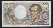200 FRANCS 1985 FRANCE ALPHABET Y.037 TTB