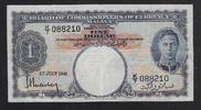 """1 DOLLAR 01.07.1941 MALAYA """"Série K/7..."""