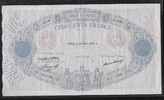 500 FRANCS 30.03.1933 FRANCE  ROSE et BLEU...