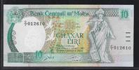 10 Liri (1989) MALTE  Série C/7  SPL