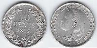 """10 CENTS 1895 PAYS BAS """"WILHELMINA&qu..."""