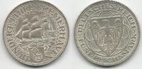 5 Reichsmark 1927 A Weimar Bremerhaven SUP